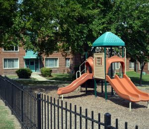 Langley Gardens playground